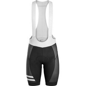Bontrager Circuit LTD Bib Shorts Men Black/White
